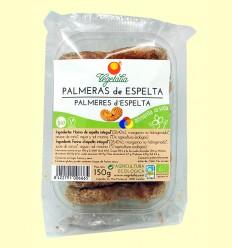 Palmeres d'Espelta Bio - Vegetalia - 150 grams