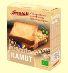 Biscotes Kamut Bio - Arrasate - 270 grams