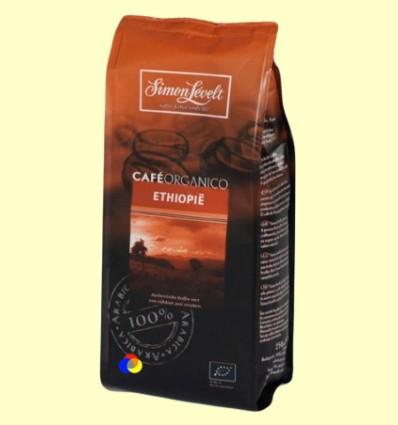 Cafè Mòlt Orgànic Etiòpia - Simon Levelt - 250 grams