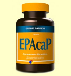 Epacap - Omega-3 - Enzime Sabinco - 50 perles