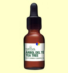Oli Essencial Tea Tree - Arbre de Te - Natysal - 15 ml
