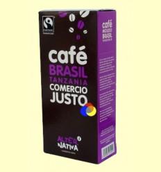 Cafè del Brasil i Tanzània Mòlt - Alter Nativa 3 - 250 grams