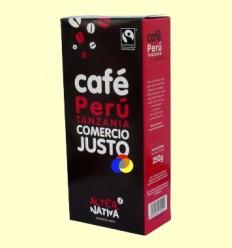 Cafè del Perú i Tanzània Mòlt - Alter Nativa 3 - 250 grams