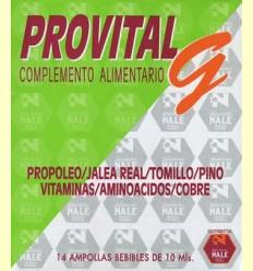 Provital Grip - Laboratoris Nale - 14 ampolles