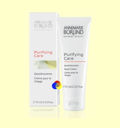 Purifying Care - Crema Facial Impureses - Anne Marie Borlind - 75 ml