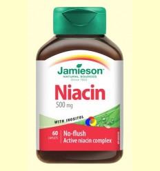 Niacina + Inositol 150 mg - Jamieson - 60 comprimits