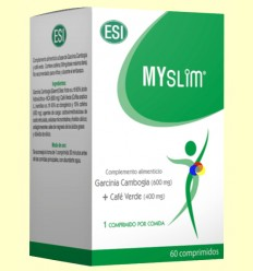 Myslim - ESI Laboratoris - 60 comprimits