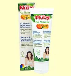 Bàlsam de Lanolina per a la Lactància - 30 grams - Nuby