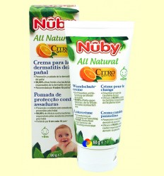 Crema per a la Dermatitis del Bolquer - Nuby - 60 grams