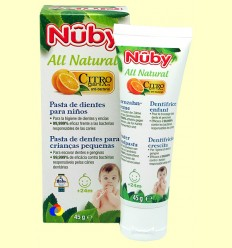 Pasta de Dents per a Nens - Nuby - 45 grams