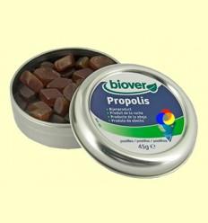 Pastilles Pròpolis - Biover - 45 grams