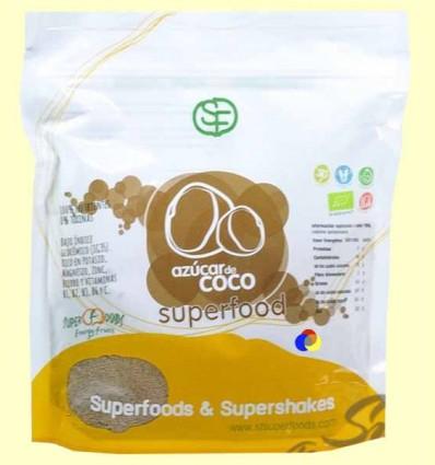 Sucre de Coco Eco - Energy Feelings - 250 grams