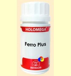 Holomega Ferro Plus - Equisalud - 50 càpsules