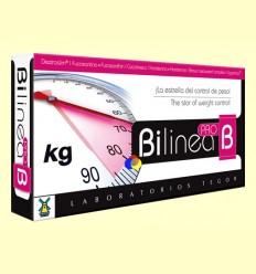 Bilinia A Pro - Control del pes - Tegor - 40 càpsules