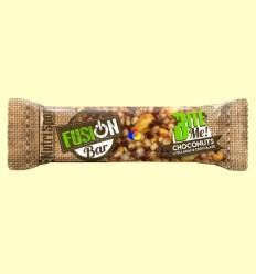 Fusion Bar Choconuts - Avellanes i Xocolata - Nutrisport - 1 barreta