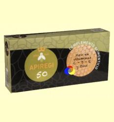 Apiregi 50 - Gelea Reial - Artesania Agricola - 24 ampolles