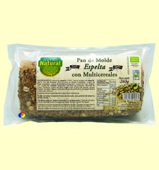 Pa de Motlle integral Multicereal Bio - Horno Natural - 260 grams