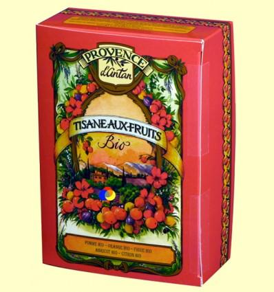 Tisana amb Fruits Bio (Envàs tou) - Provence d'Antan - 30 bossetes