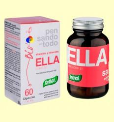Vitamines Complex Ella Bio - Santiveri - 60 càpsules