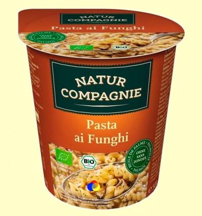 Plat de Sopa amb Bolets Bio - Natur Compagnie - 50 grams