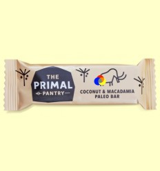 Barreta de Coco i Macadàmia - The Primal Pantry - 45 grams