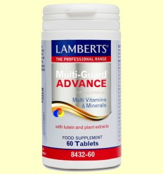 Multi Guard Advance - Lamberts - 60 tabletes