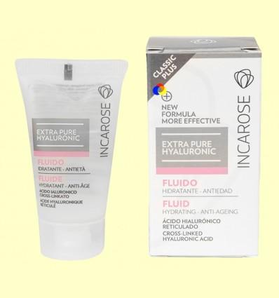 Fluid Hidratant Antiedat - Inca Rose - 15 ml