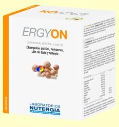 Ergyon - Sistema immunitari - Nutergia - 30 sobres