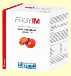 Ergyim - Sistema immunitari - Nutergia - 30 sobres