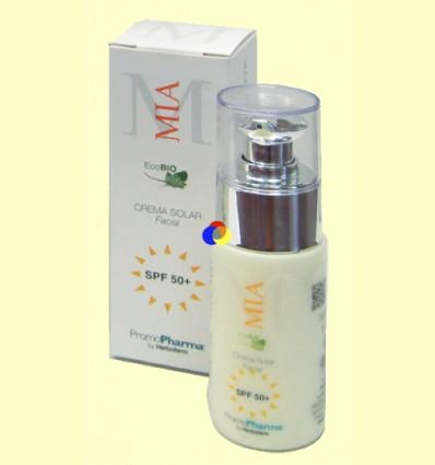 Crema Solar EcoBio SPF 50+ - HerboFarm - 500 ml