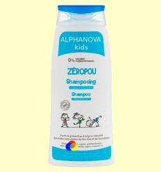 Xampú Ecològic Antipolls Zeropou - Alphanova - 200 grams