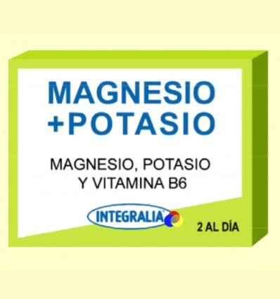 Magnesi + Potassi - Integralia - 60 càpsules