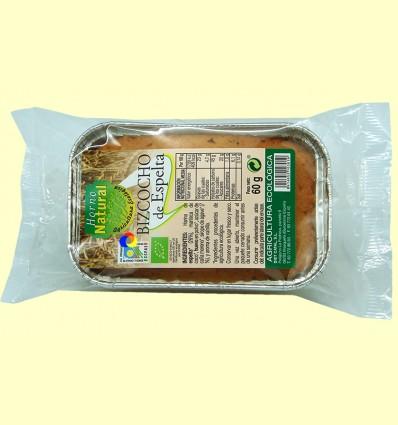 Pa de pessic d'Espelta Bio - Horno Natural - 60 grams