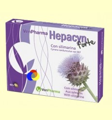 Hepacyn Forte - VenPharma - 40 perles