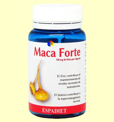 Maca Forte - 60 càpsules - Espadiet