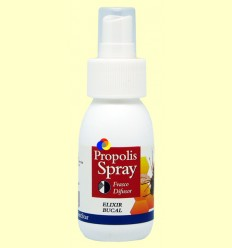 Elixir Bucal Pròpolis Spray - Montstar - 60 ml