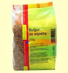 Bulgur d'Espelta Bio - BioSpirit - 500 grams