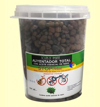 Boletes d'Ambient Repelent, Repelent i Anti-Mosquits - Aromalia - 1000 ml