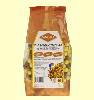 Mix Choco Vainilla - Singlu - 300 grams