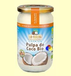 Polpa de Coco Bio - Dr. Goerg - 500 ml