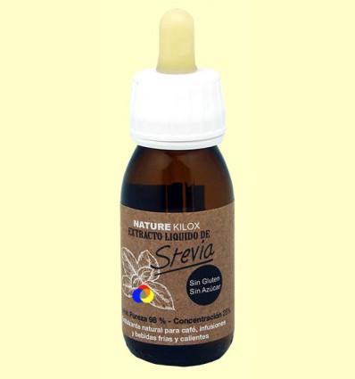 Extracte Líquid de Stevia - Bolox - 60 ml