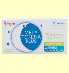 Melatonina Plus - Ifigen - 30 càpsules