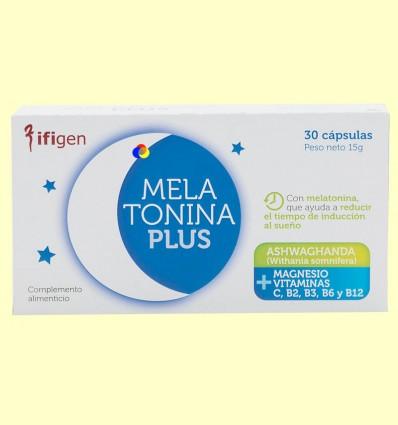 Melatonina Plus - Ifigen - 30 càpsules