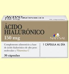 Àcid Hialurònic 150 mg - Natysal - 30 càpsules