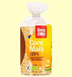 Galetes fines de Blat de moro Bio - Lima - 100 grams