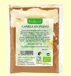Canyella en Pols Ecològica - BioSpirit - 25 grams *