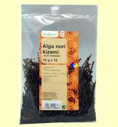 Alga Nori Kizami - Nori torrat - Biospirit - 10 grams