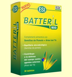 Batteril 900 - Infeccions - Laboratoris Esi - 30 pastilles