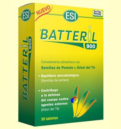 Batteril 900 - Infeccions - Laboratoris Esi - 30 pastilles
