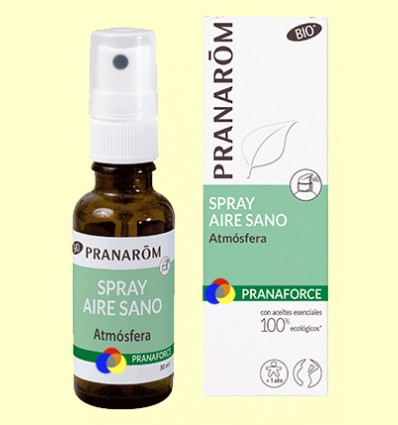 Pranaforce Aire Sa Atmosfera Bio - Pranarom - Spray 30 ml
